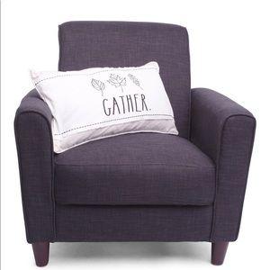 NWT Rae Dunn Gather Pillow